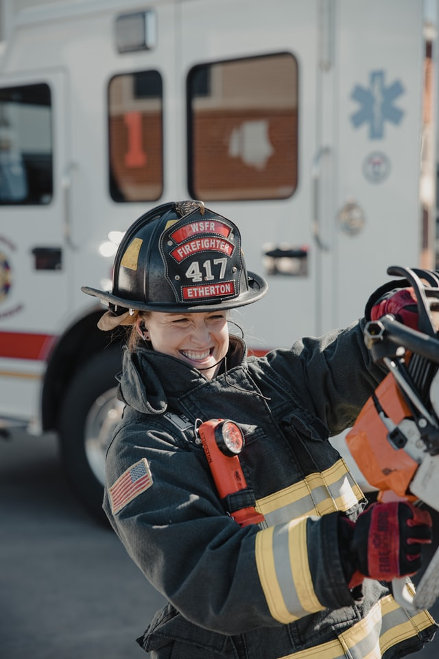 Reasons You Should Become a Firefighter