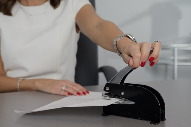 5 Guidelines That Notaries Must Follow